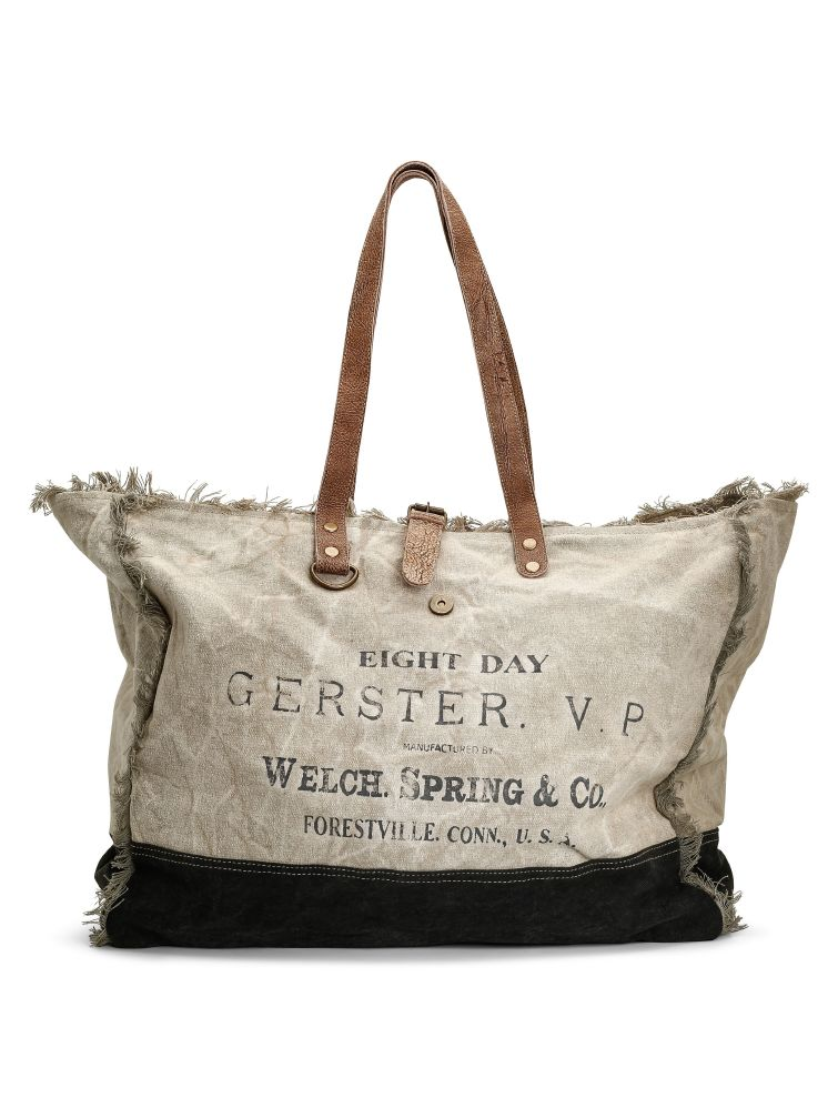 Henrik Steen Canvas Bag
