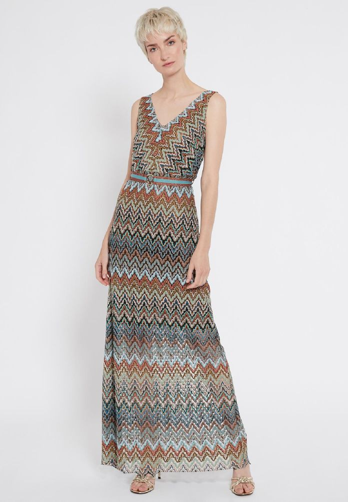 Ana Alcazar Maxi Dress Sosinka