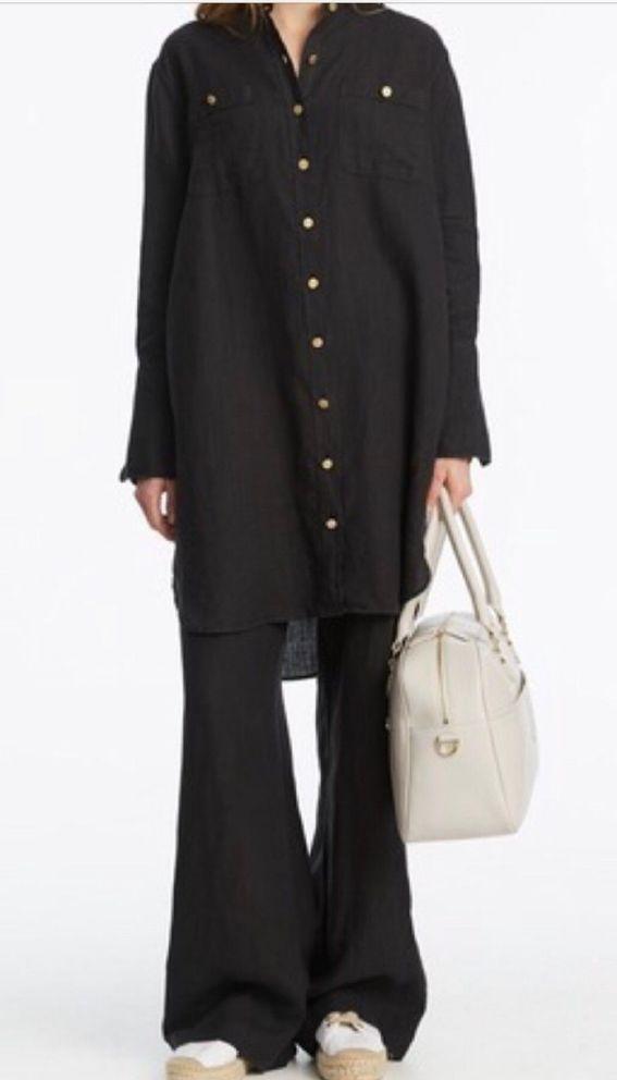 Busnel Treverec Stor skjorte/Kjole