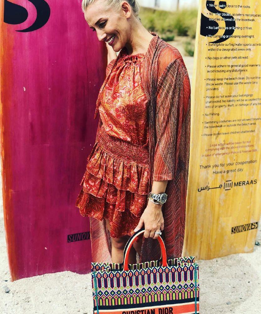 Karmamia Selma Paisley Skirt