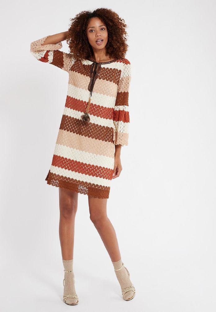 Ana Alcazar Tunic Dress Spacy