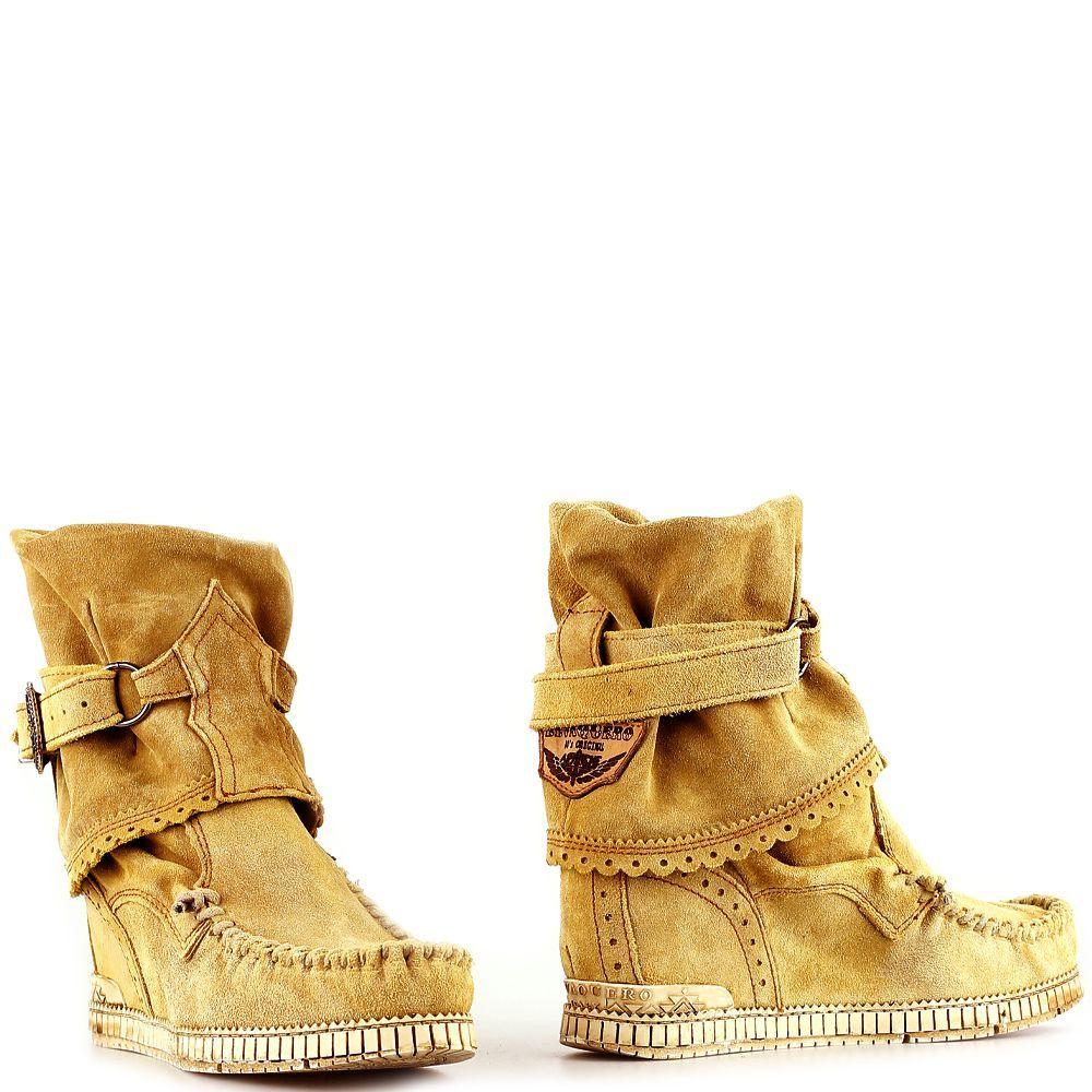 El Vaquero Boots m Kile Hæl