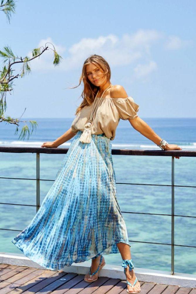 Hot Lava Skirt Bibi