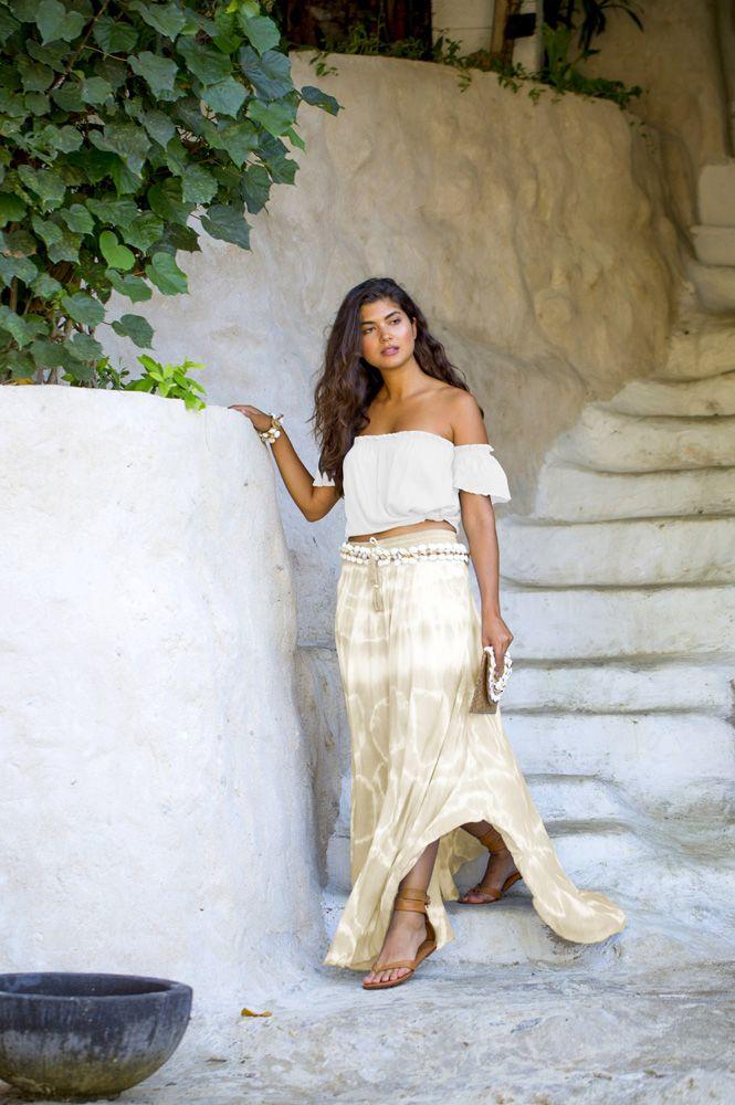 Hot Lava Skirt Bibi SOL