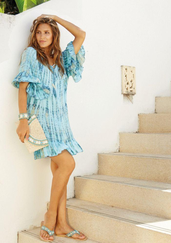 Hot Lava Dress Talamanca