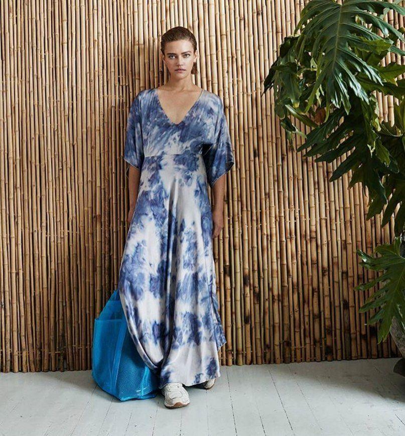 Rabens Saloner Ibi Cloudy Dress