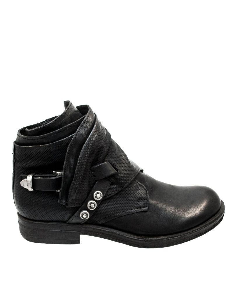 AS 98 Vert Boots m Spenne og Krokko