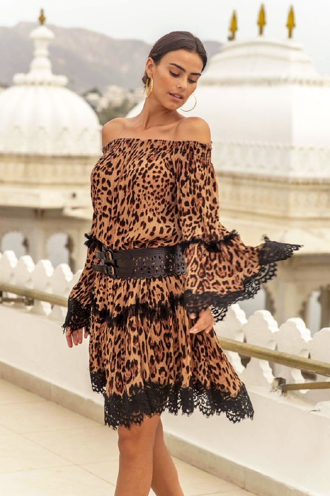 Miss June Dress Leela