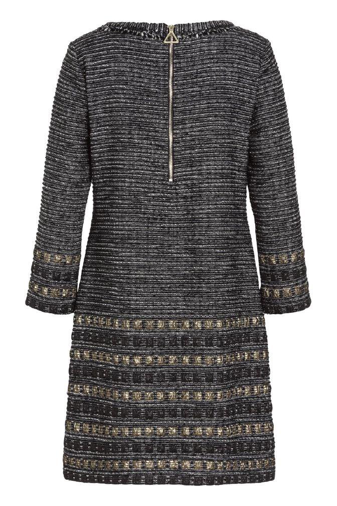 Ana Alcazar Tweed Kjole