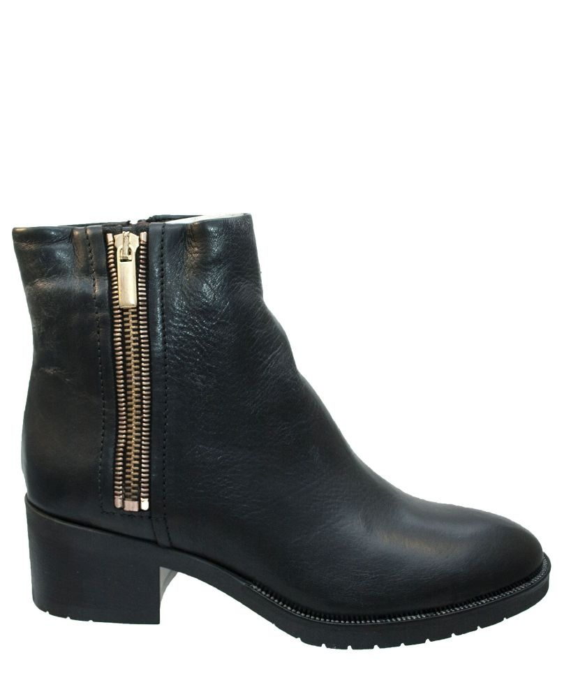 Mjus  Ankel Boots M glidelås