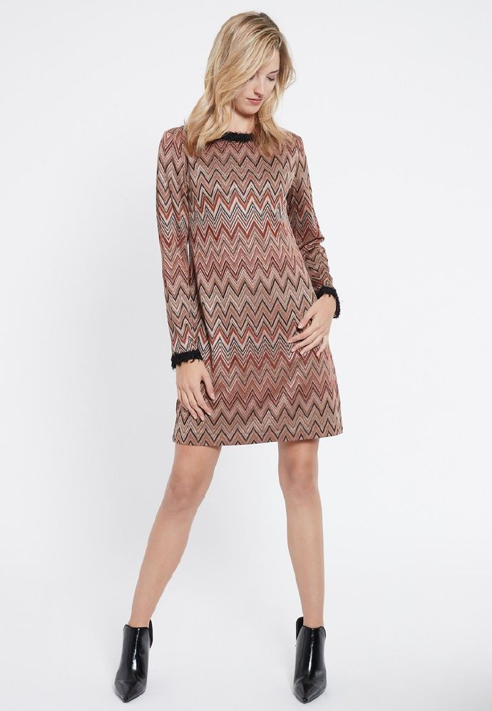 Ana Alcazar A-Shaped Dress Vulmari