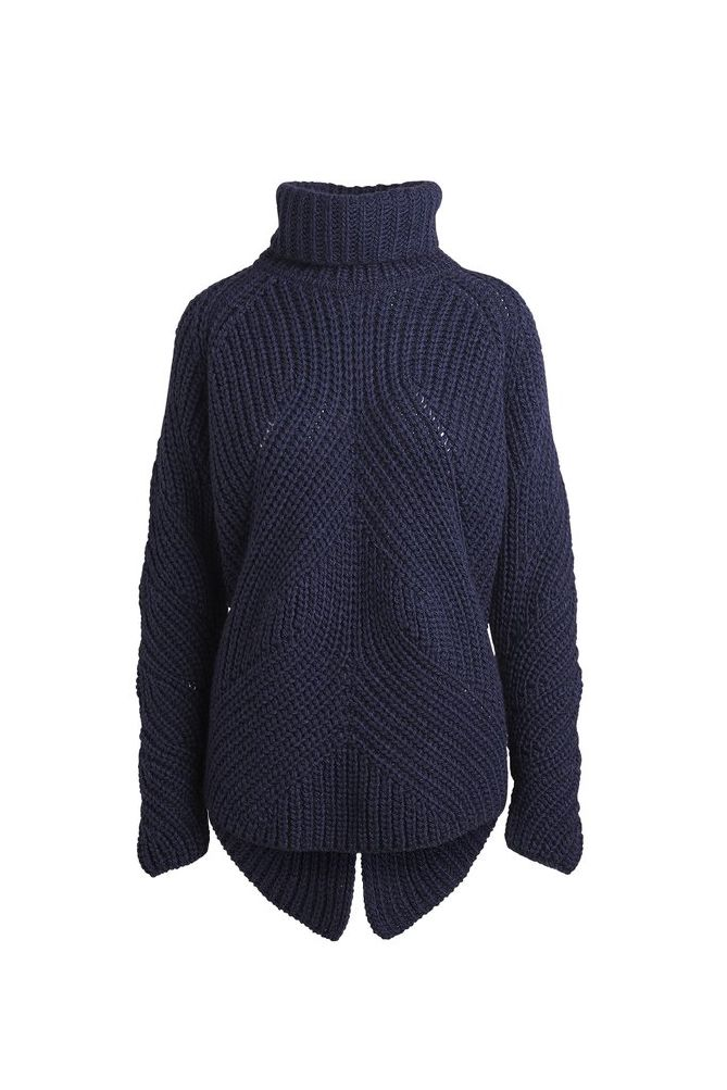 Rabens Saloner Beate Giant Cable Sweater