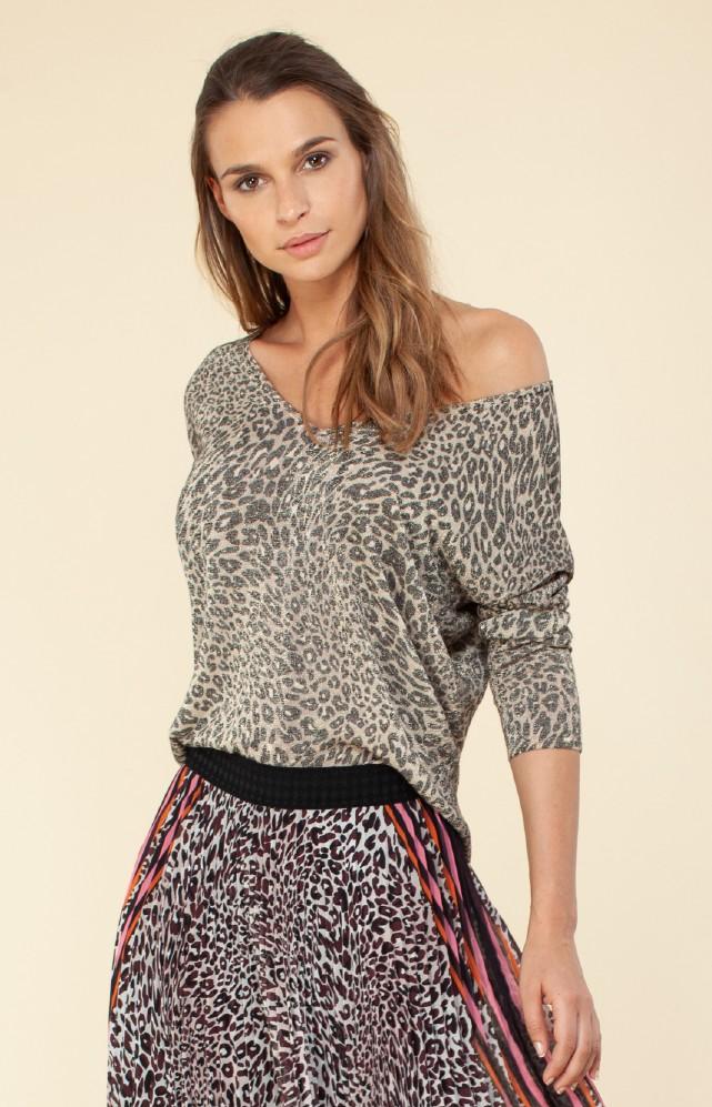 Hale Bob Juliet Lurex Sweater