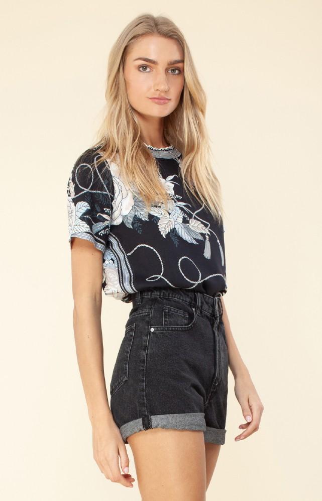 Hale Bob T shirt m Print