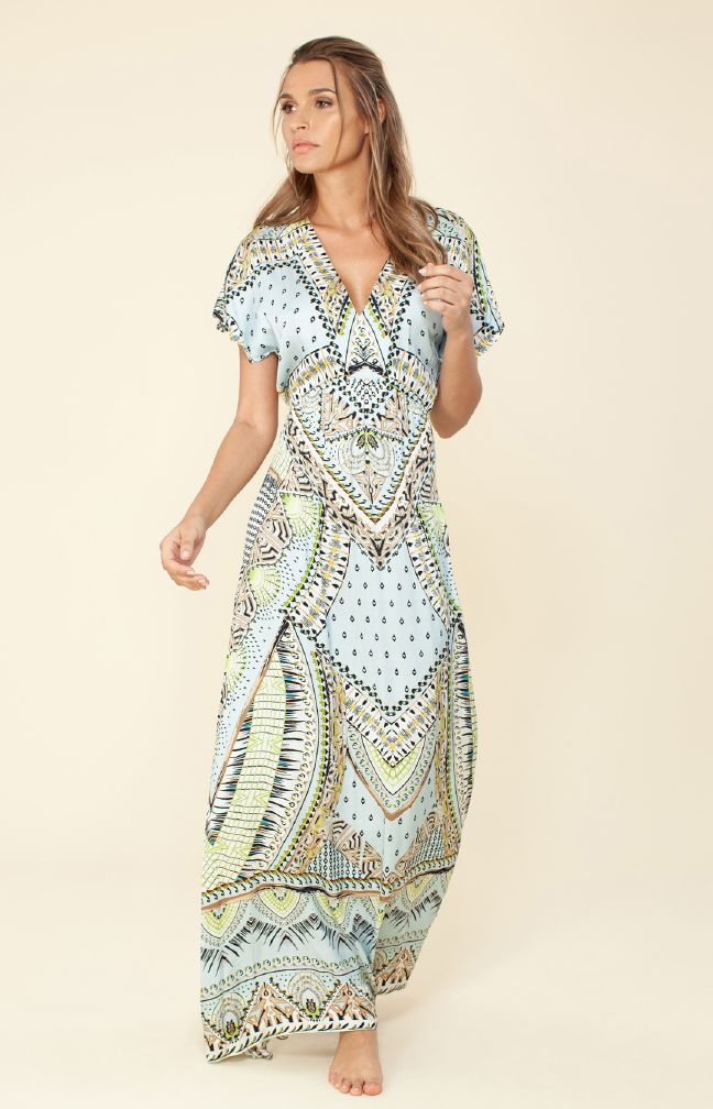 Hale Bob 01AF6815 Long Dress
