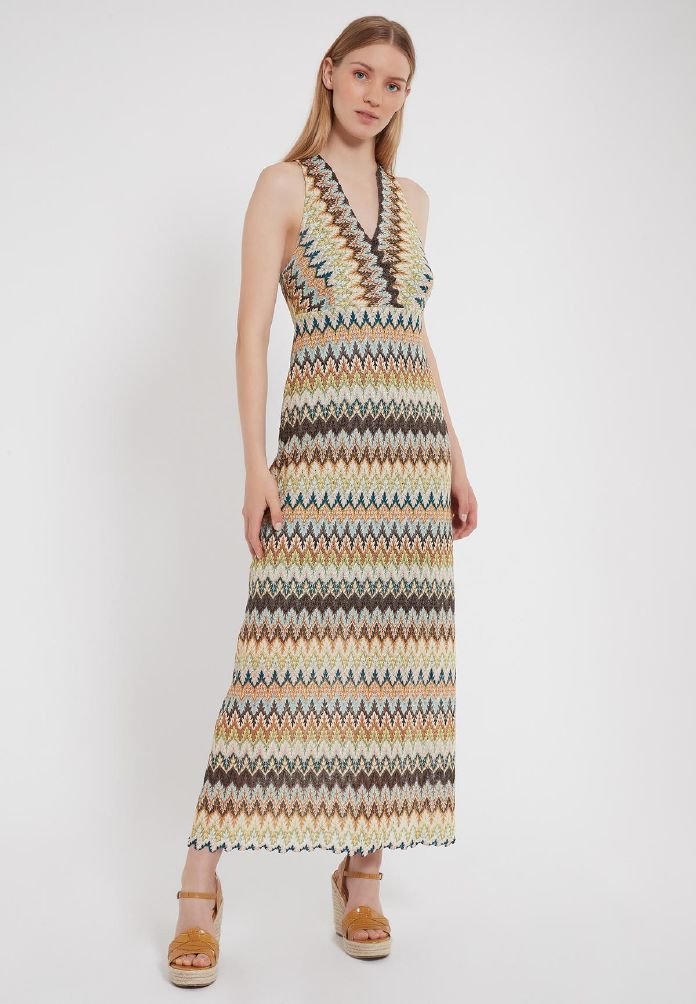 Ana Alcazar Maxi Dress Zagal