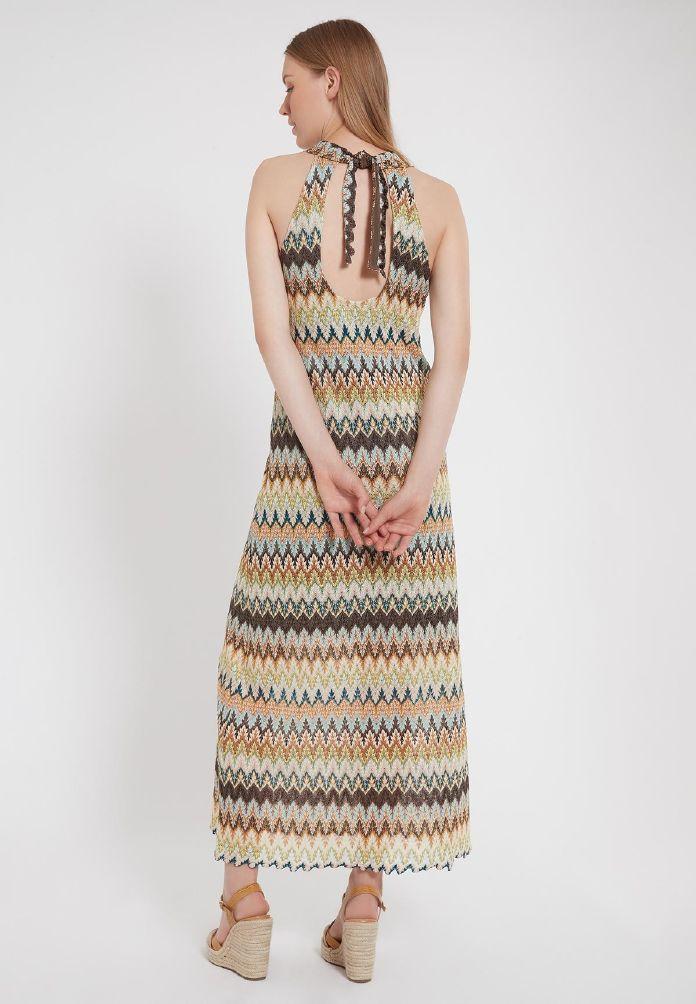 Ana Alcazar Maxi Dress Zagal