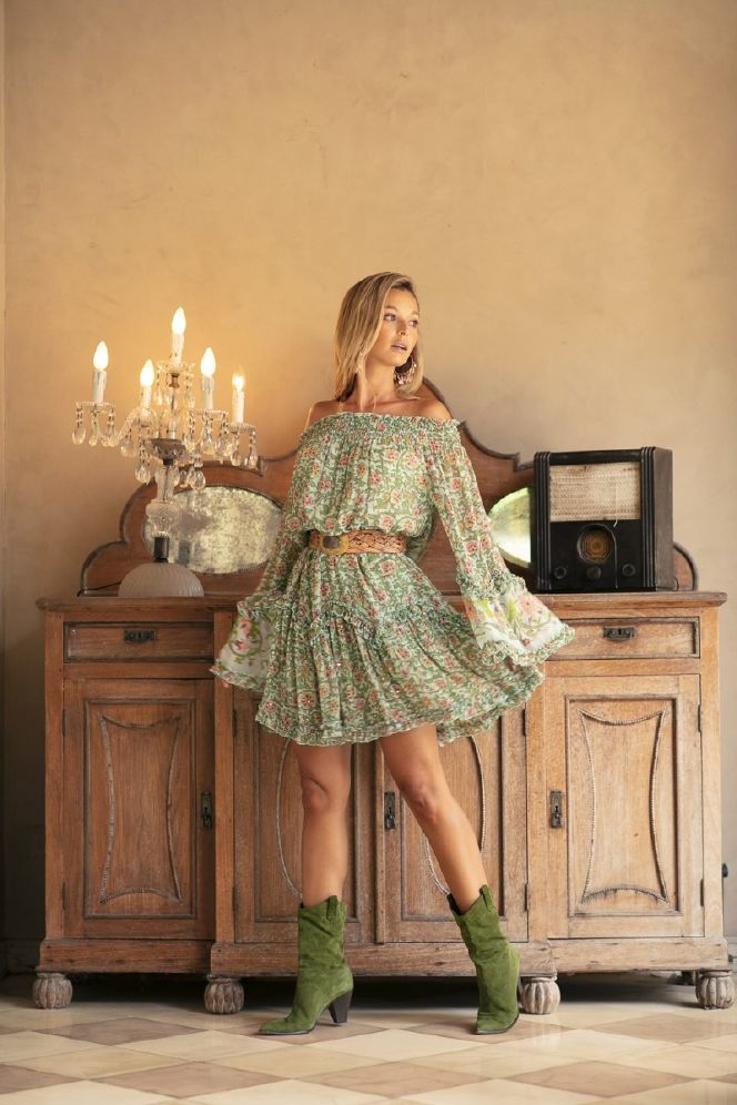 Miss June Dress Darcy