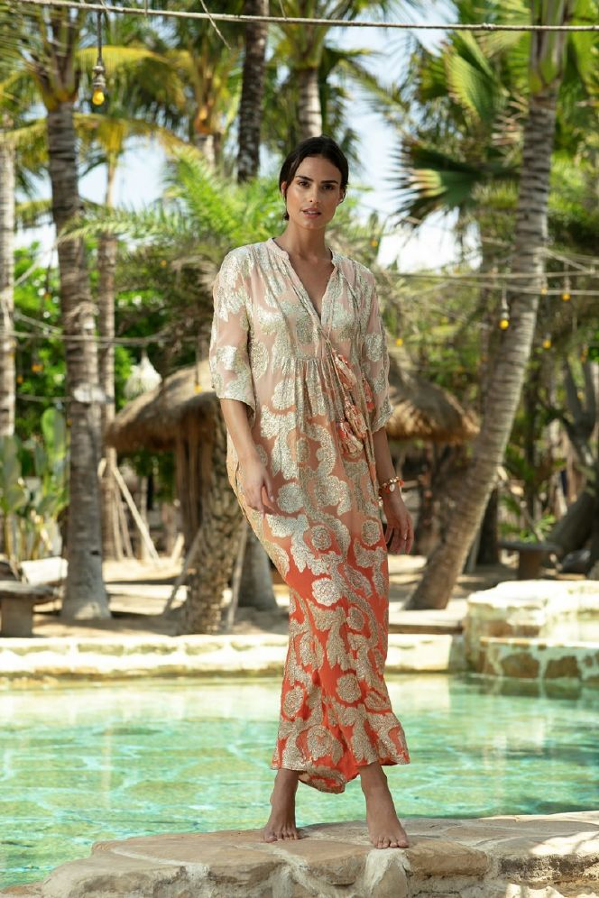 Miss June Kaftan Bodhi