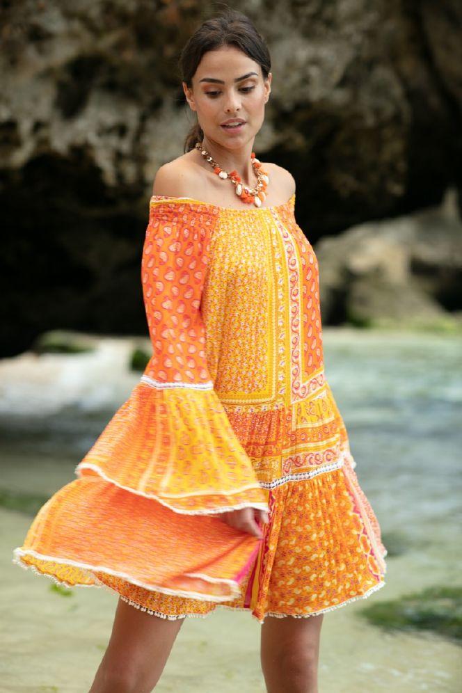 Miss June Dress Arjuna