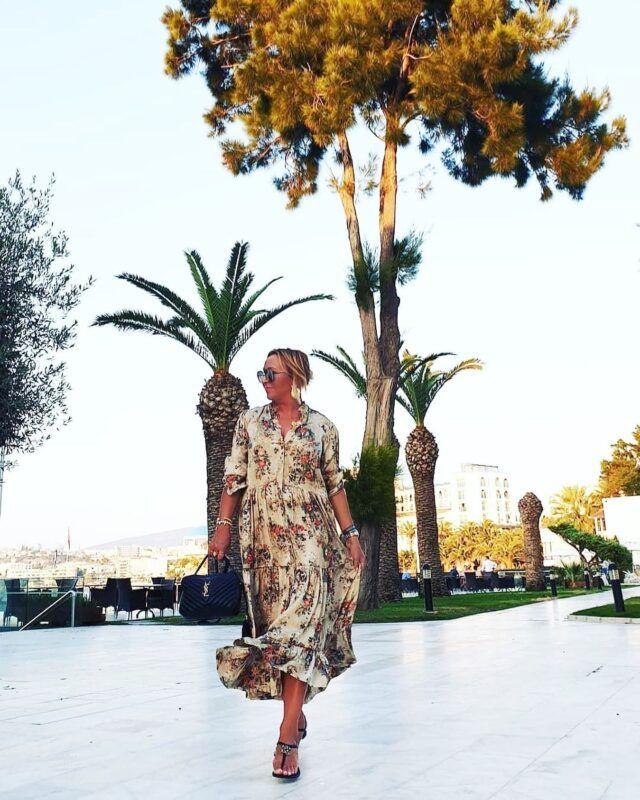 Karmamia Bloom Paisley Corinne dress