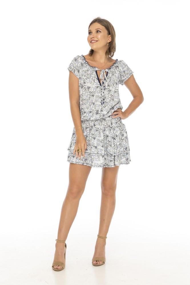 Skemo Safari Gypsy Dress