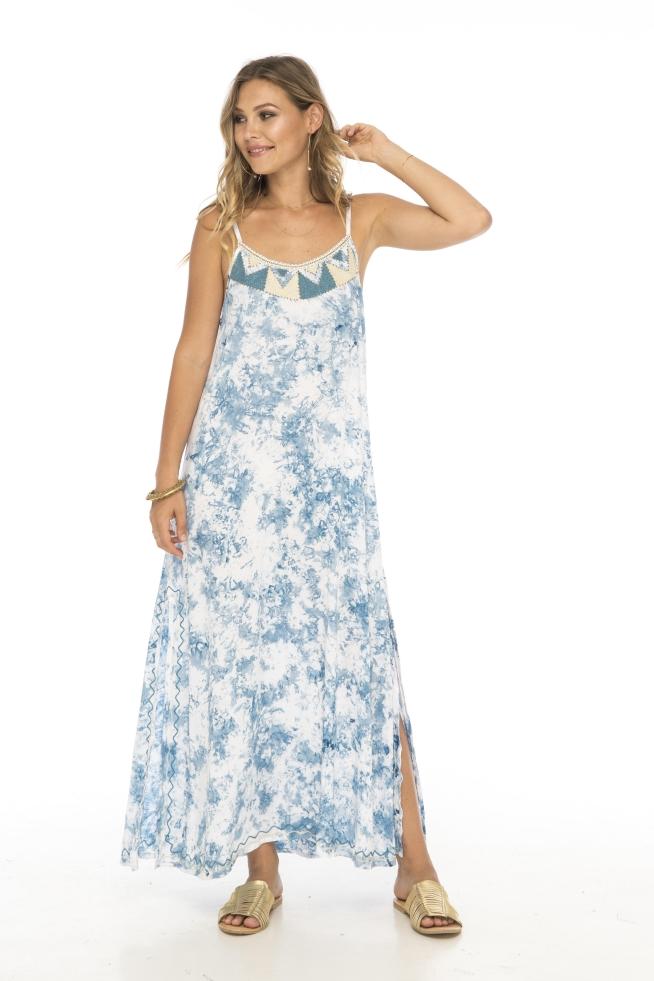 Skemo Sunset Long Dress