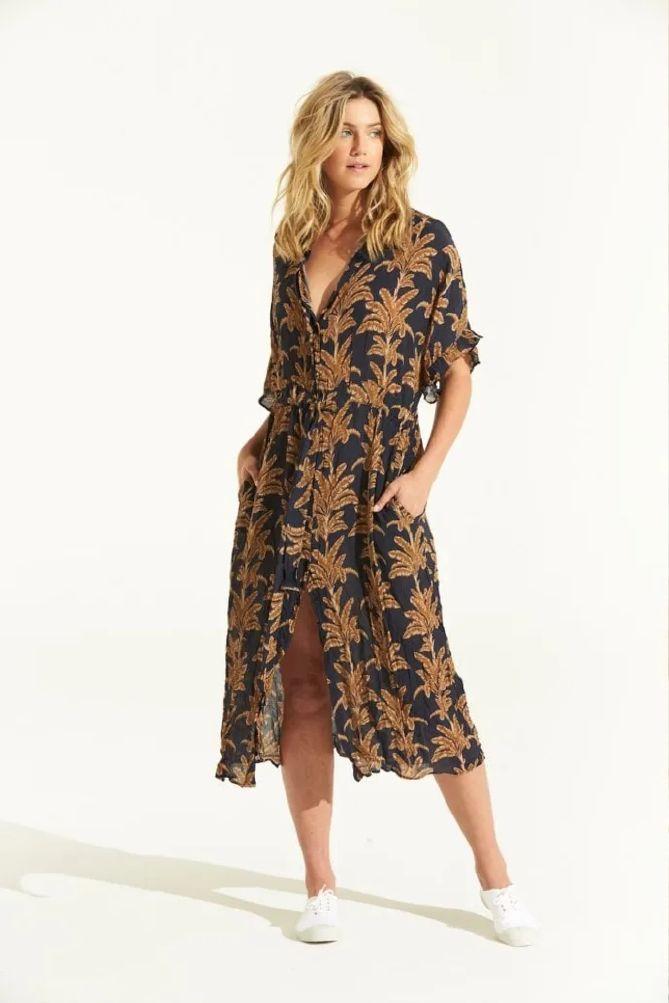 OneSeason Jasmine Dress Palma