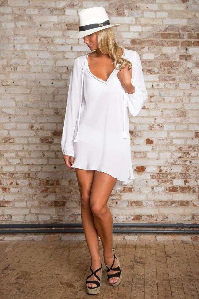 OneSeason Jasmine Dress Cupro Satin