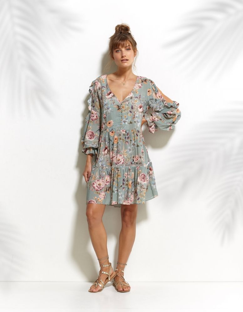 Watercult Boho Blossom Tunic