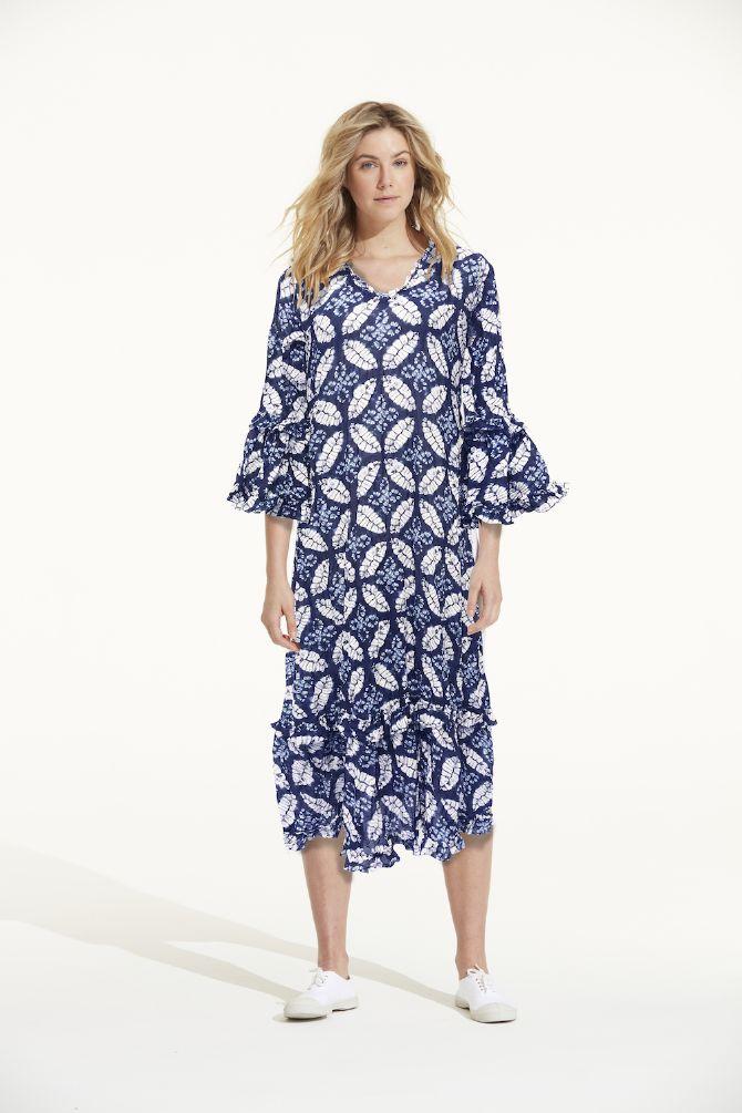 OneSeason Indi Dress Long Morocco