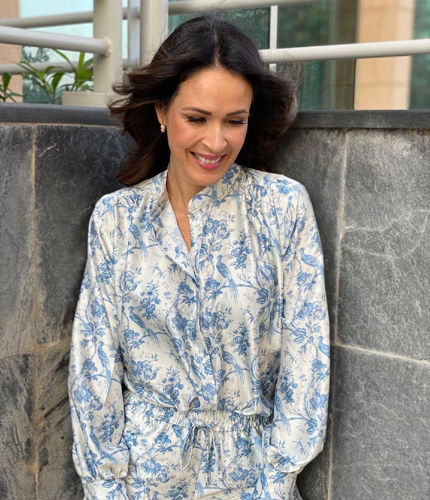 Karmamia Cornelia Shirt Provence