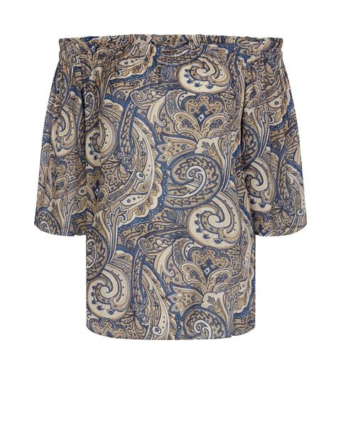 Mos Mosh Ashley Paisley Blouse