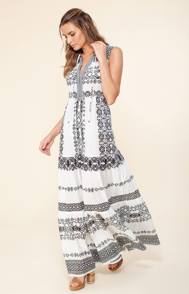 Hale Bob Constanza Maxi Dress