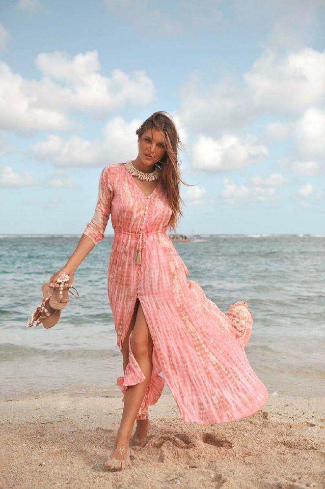 Hot Lava MoonStone Mila Dress