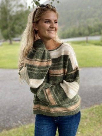 Rah Maria strikke genser
