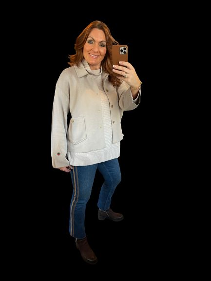 Busnel Over size Nina Jakke
