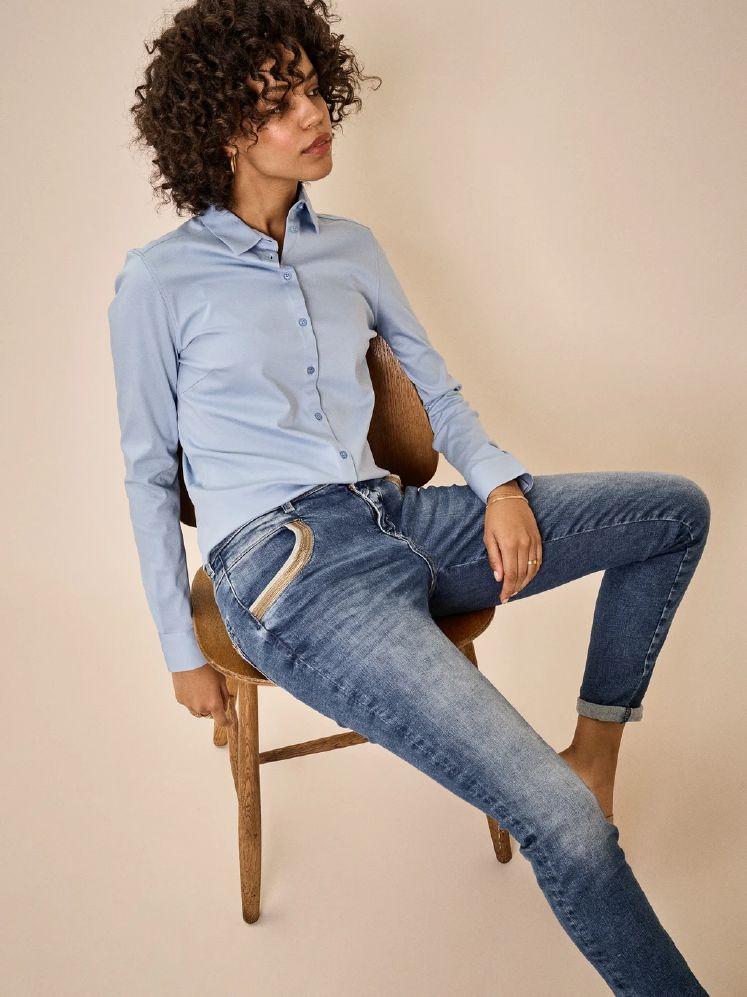 Mos Mosh Naomi Wave Jeans