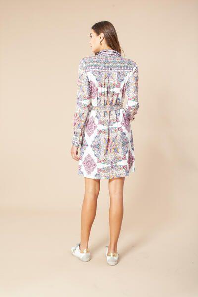 Hale Bob Marie Microfiber kjole
