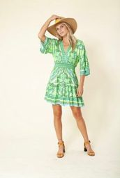 Hale Bob Phoebe Silke kjole
