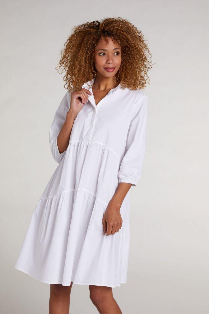 Oui kjole med A fasong