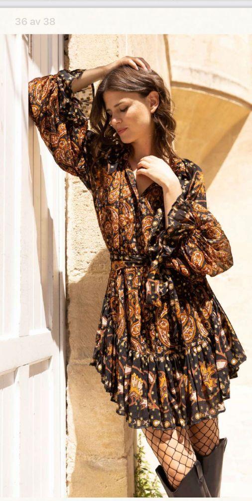 Miss June May kjole