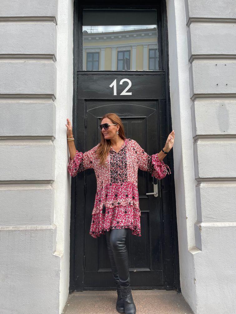 Miss June Rachel kort kjole