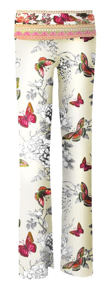 Hale Bob Haddie Bukse m sommerfugler